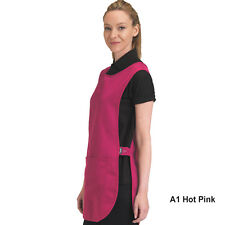 *Discontinued Stock* Dennys Polyester Tabard with Pocket (Size:S to M) - DP97A1Z