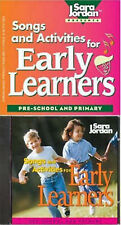 SONGS ACTIVITIES FOR EARLY LEARNERS: Pre-School and Primary (Language Arts) by J