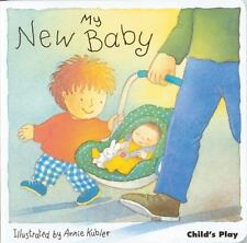 My New Baby (New Baby Series)  Board book