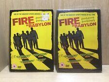 Fire in Babylon DVD New & Sealed