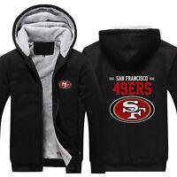 Newest Winter hooded  Jacket Sweatshirt Hoodie Zip up Coat