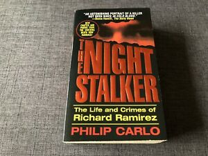 The Night Stalker by Philip Carlo Paperback