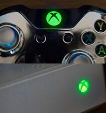 Xbox One Controller Verde LED x5 Leds/RF Board Power LED/guía botón de inicio