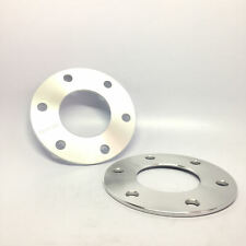 """2X Hubcentric 6mm 1/4"""" Wheel Spacers ¦ 6x5.5 (6X139.7) ¦ 14X1.5 