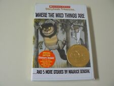 Where the Wild Things Are... And 5 More Stories by Maurice Sendak (DVD, 2008)