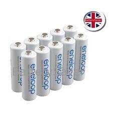 Panasonic eneloop AA 5th Gen (bag of 10) NiMH Rechargeable Batteries - BK-3MCCE