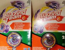 2 BLAZING TEAM Master Yo Kwon Do Light Up Light Storm Yo Yo PURPLE BEAST App 2
