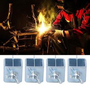 Sheet Metal Butt Welding Clamps for Car Truck Door Skin Panel Fender 8pcs