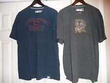 2 used Nike NCAA Shirts, both Large (Syracuse & Missouri)