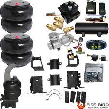 Wireless Air Helper Spring Kit Ford F250 F350  2011-2016 Compressor xzx