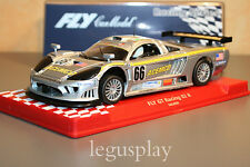 Slot car SCX Scalextric Fly 07065 GT Racing 02 R Saleen