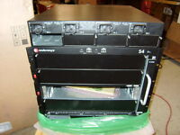 Enterasys S4 Network Switch Chassis with 4 bay PoE Subsystem S4-CHASSIS-POE4