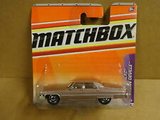 MATCHBOX 24/75 -  CADILLAC SEDAN DEVILLE