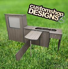 Mercedes Vito LWB LHD Camper Van Flat Pack / Kitchen Unit / Furniture