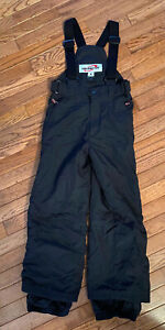 Obermeyer ski pants boys black size: Junior 8