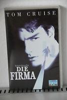 DIE FIRMA VHS Kassette Tom Cruise original Kinoformat 148 Min