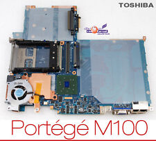 Motherboard toshiba portege m100 p000404870 a5a000776020/fibsy 1 placa madre 014