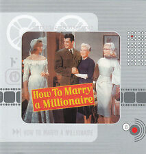 How To marry A Millionaire-1953-Original Movie Soundtrack-27 Track-CD