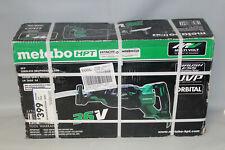 Metabo HPT CR36DA 36V Cordless Reciprocating Saw *BARE TOOL* NEW