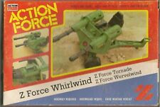 ACTION MAN ACTION Z FORCE WHIRLWIND VEHICLE NM TOY in ORIGINAL BOX PALITOY Z1