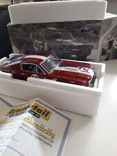 1:18 Exact Detail Lane - Dan Gerber 1965 Shelby Mustang #14 GT 350 R (kein GMP )