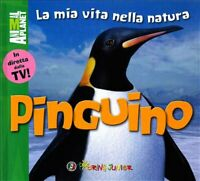 PinguinoCostain MeredithTouring juniorbambiniragazzi natura animali nuovo