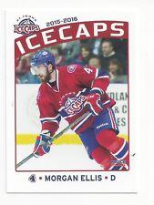 2015-16 St. John's IceCaps (AHL) Morgan Ellis (Eisbären Berlin)