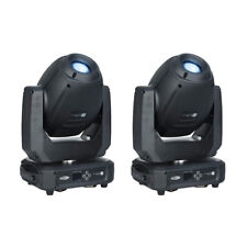 2x Showtec Phantom 130 Moving Head DEL Spot 130 W DJ éclairage