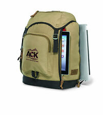 Gemline Heritage Supply Trek Computer Tablet Backpack / Bookbag Great for School