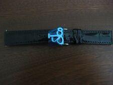 Jacob & Co. Genuine Alligator Black Band Strap 22MM For 47MM Watch