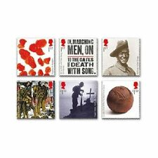 UK First World War 1915 Stamp Set MNH 2015
