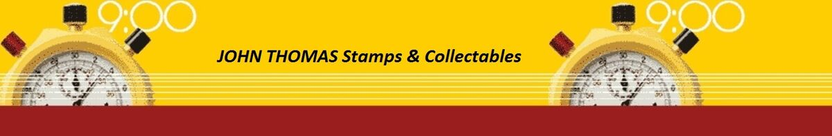 JOHN THOMAS Stamps and Collectables