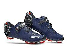 SIDI Drako 2 SRS Matt MTB Shoes - Matt Blue/Black [Size: 36~47 EUR]