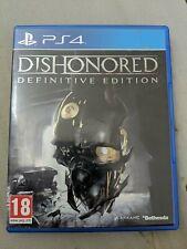 Entehrt Definitive Edition (Playstation 4 Game) ps4