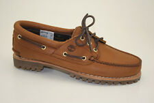 Timberland Patrimonio Noreen 3 OJO BOAT TALLA 41,5 us-10 Mocasines Zapatos Mujer
