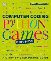 Computer Coding Python Games for Kids by DK