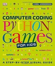 COMPUTER CODIFICA Python Games per bambini di DK