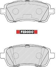 KIT 4 PASTICCHE FRENO ANTERIORI FORD FIESTA VI DAL 2008 -> FERODO