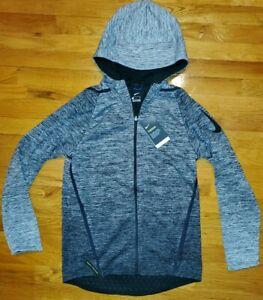*$195* NIKE Therma Repel Hoodie men S sweatshirt football pro tech training run