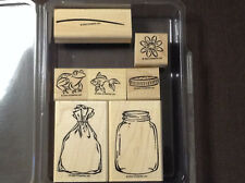 """Stampin' Up! All Wrapped Up """"2004"""" stamp set"""