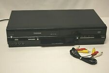 Toshiba VHS Player/DVD Recorder SD-V295KU with AV Cable Cord, No Remote