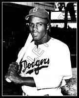 Jackie Robinson #7 Photo 8X10 - Brooklyn Dodgers  Buy Any 2 Get 1 FREE
