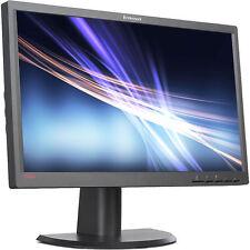 "LENOVO L2321x 23"" FULLHD LCD TFT Monitor widescreen GIOCO Office Professional"
