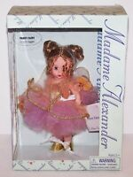"ADORABLE HTF RETIRED 2000 MADAME ALEXANDER 8"" PANSY FAIRY #38185 DOLL IN BOX"