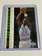 Michael Jordan 2003-04 Upper Deck Top Prospects North Carolina Tar Heels