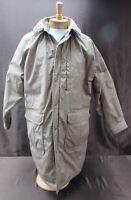 Vintage L.L. Bean Parka Men's Coat, Jacket wool lined jacket Large Made in USA