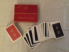 Vintage Holland America Line Cruise Ship Bridge Playing Cards (2 Decks 1 Sealed)