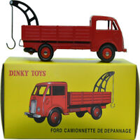 Diecast Atlas Dinky Toys 25R Scale 1/43 Ford Camionnette De Depannage Car MODEL