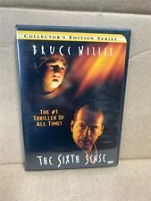 The Sixth Sense (Dvd, 1999), Bruce Willis, Haley Joel Osment