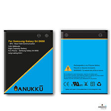 Batteria Ricambio Anukku ® Lunga Durata 2600 mAh per Samsung Galaxy S4 i9500